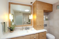 Fiorito Interior Design, interior design, remodel, bathroom, master bathroom, Santa Cruz
